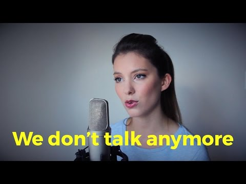 We Don't Talk Anymore - Charlie Puth ft. Selena Gomez | Romy Wave (piano cover)