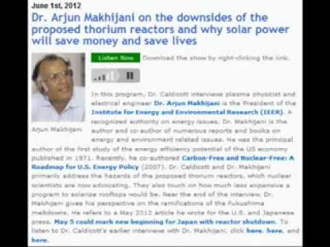 Japan keep all reactors closed - Dr. Makhijani on Fukushima (IYLTP)