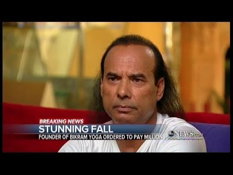 Bikram Choudhury Founder Of Hot Yoga, Now A Fugitive From Justice
