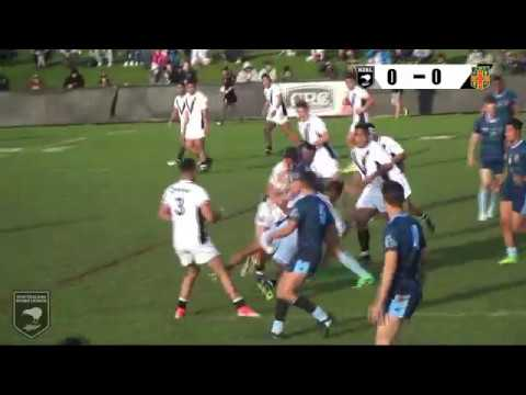 NZ Secondary Schools Team v NSW Combined High Schools