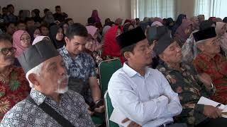 Indonesian Ahmadi Students organised National Seminar and Dialogue