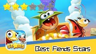 Best Fiends Stars Walkthrough Addictive Match 3 Puzzle Game! Recommend index three stars