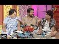 Hyper Aadi, Raising Raju Performance | Jabardasth  | 25th April 2019 | ETV Telugu