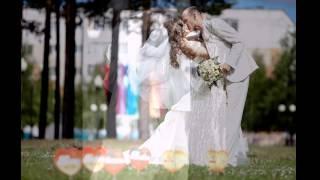 Свадебное слайд шоу Рустам и Элвира 27 июня 2014
