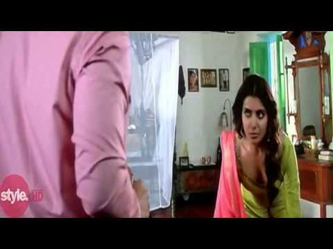 Samantha Boobs Show In S/o of Satyamurthy thumbnail