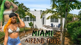 Gambar cover MIAMI AIRBNB TOUR! | Our Dope Stay in Little Havana