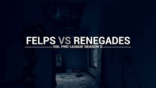 EPL Season 5 Week 6: Felps vs Renegades