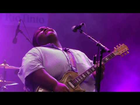 "Christone ""Kingfish"" Ingram MISSISSIPPI BLUES GUITAR HEAT Montréal JAZZ Festival Canada 2018"