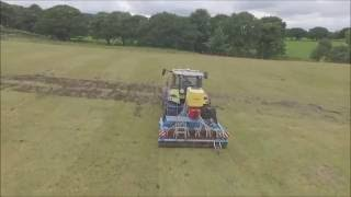 Erth Engineering Agriseeder Direct Drill