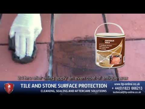 LTP Guide On How To Fix & Seal Hand Made Terracotta