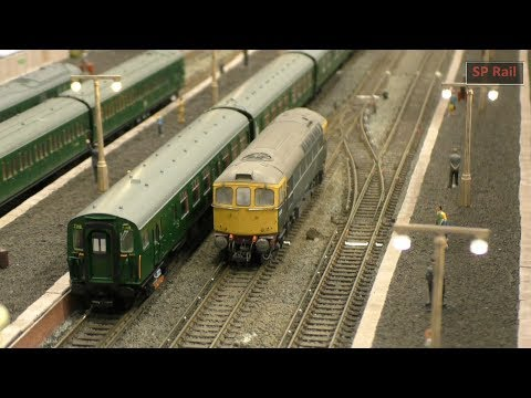 Erith Model Railway Exhibition 2019