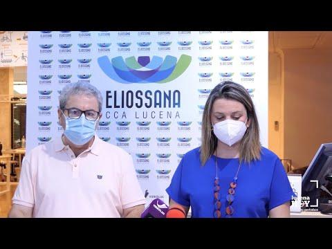 VÍDEO: El comercio lucentino se compromete desde el CCA Eliosanna con la prevención del Covid-19