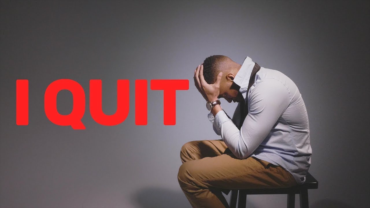 Image result for quit