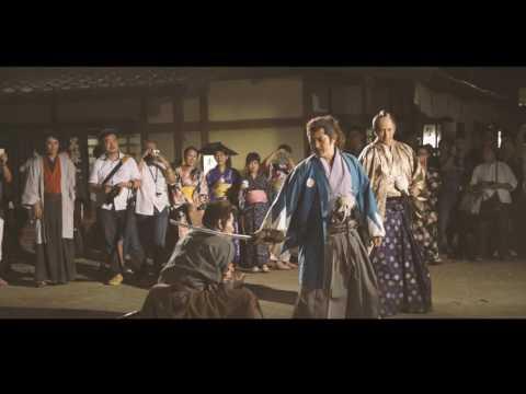 SAMURAI FIGHT in 4K - KYOTO