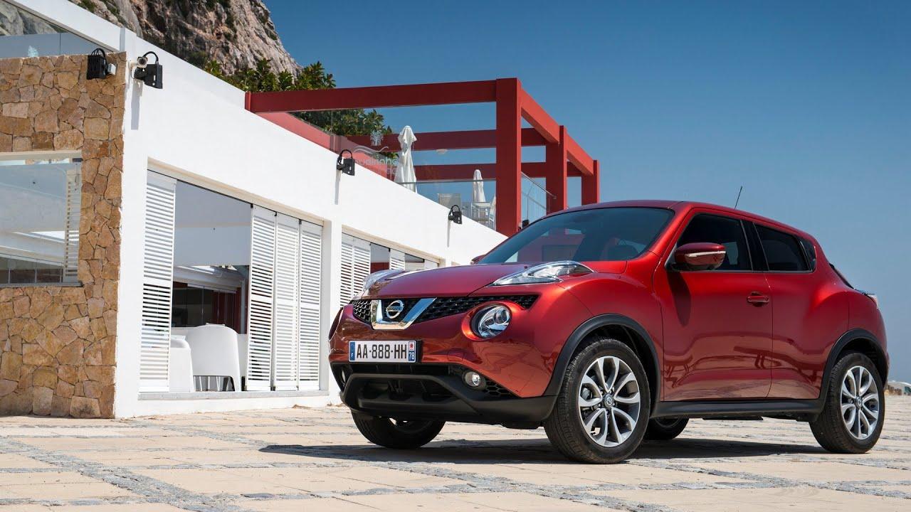 2015 Nissan Juke Exterior and Interior - YouTube