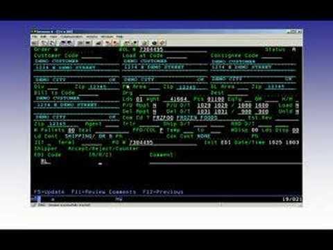 Stripminer Edi Screen Scraper Software: Overview - Youtube