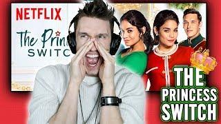 NETFLIX, WHY?? Vanessa Hudgens Christmas Movie is BAD...
