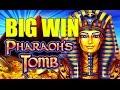 Pharaoh`s Tomb - Super Mega Win - Jackpot - YouTube