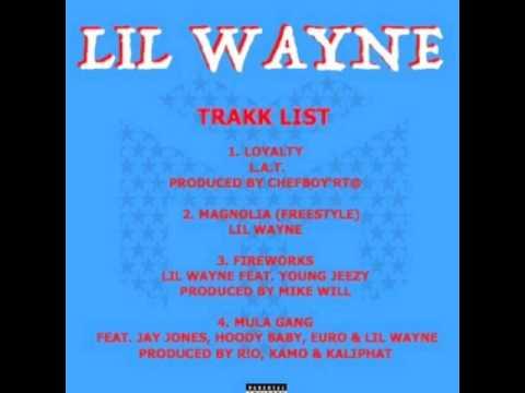 Fireworks - Lil Wayne ft. Young Jeezy