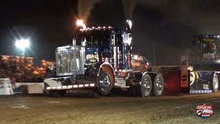 Pro Pulling League 2014: Guilty By Association Truck Show Pull Highlights