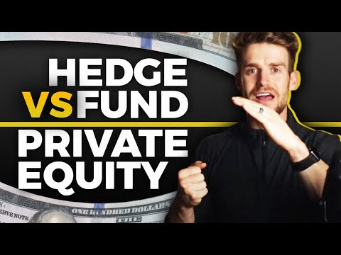 The Difference Between Hedge Fund Vs Private Equity