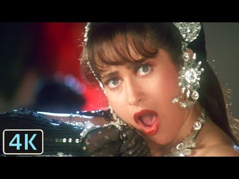 'Catch Me If You Can' Full Video 4K Song - Karishma Kapoor | Bollywood Item Song | Sapoot