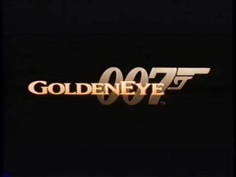 GoldenEye VHS Trailer (1995)