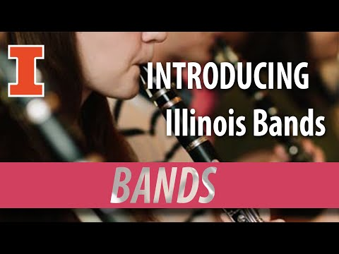 The University of Illinois Bands Division
