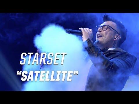 "Starset Put a ""Satellite"" Into Orbit - 2017 Loudwire Music Awards"