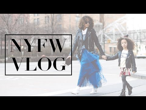 New York Fashion Week Vlog | Scout The City
