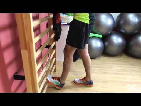 Ejercicios y estiramientos para la tendinitis del Aquiles