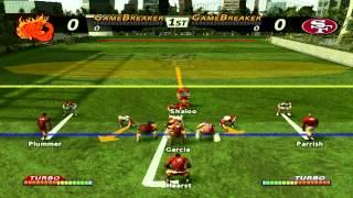 NFL Street HD NFL Challenge part 1