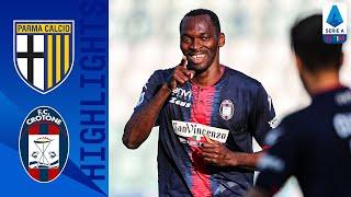 Parma 3-4 Crotone | Il Crotone si impone a Parma | Serie A TIM