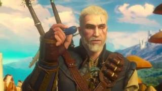 The Witcher 3 Memorable Geralt Quotes (Expansions Part 2)