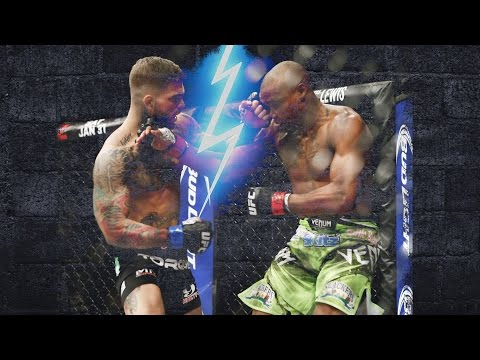 Cody Garbrandt Vs Marcus Brimage [Highlights]