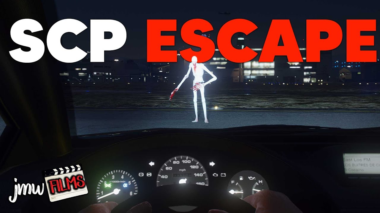[🔴PGN LIVE] SCP ESCAPE! | GTA 5 Roleplay