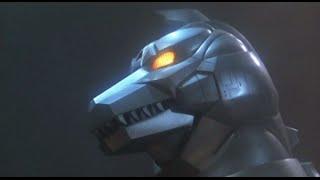 Ace Combat Infinity - Mecha Godzilla Encounter (Tokyo Martial Law)