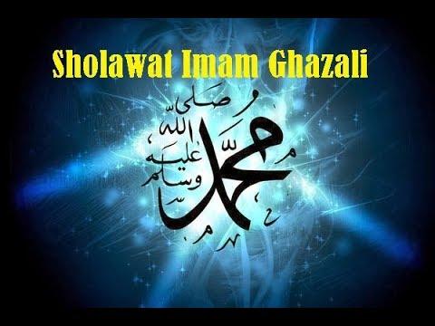 Bacaan Sholawat Al-Ghozali~Sholawat Pendek Tapi Dahsyat