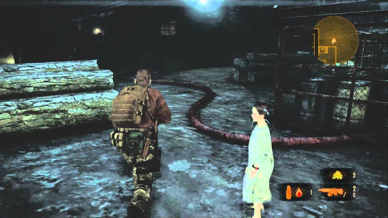 Download Resident Evil: Revelations 2   Episode 1   Barry Burton   Part 6