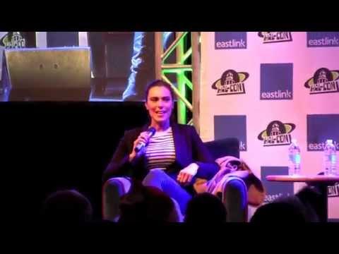 Michelle Forbes Q&A @ HALCON 2014