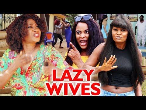 LAZY WIVES SEASON 1&2 (MERCY JOHNSON) 2020 LATEST NIGERIAN NOLLYWOOD MOVIE