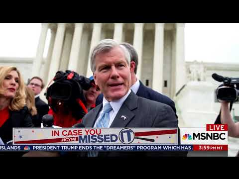 "MSNBC's Chuck Todd: Outcome Of Sen. Bob Menendez (D-NJ) Corruption Trial, Could ""Reshape The Senate"""