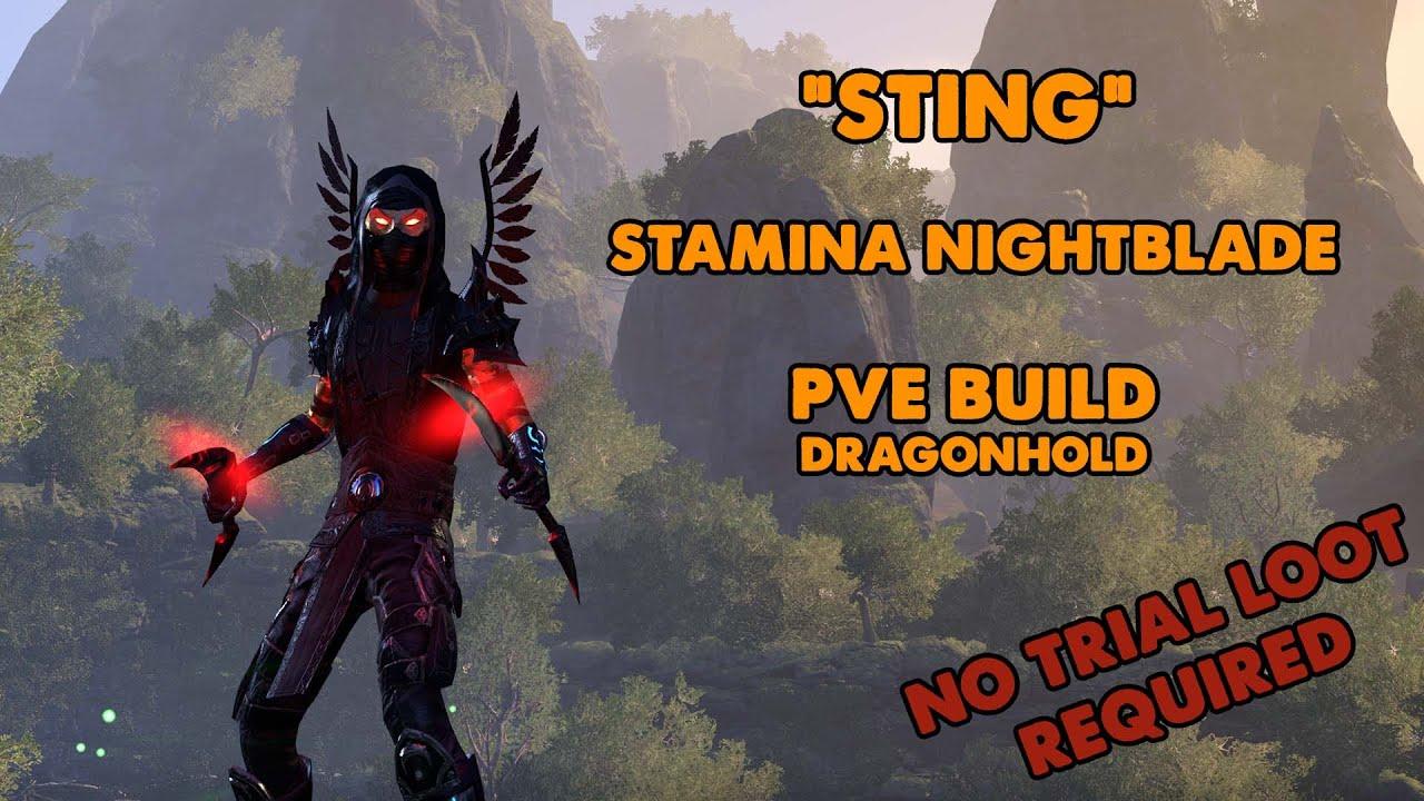 Dragonknight Builds - Xynode Gaming - The Elder Scrolls Online