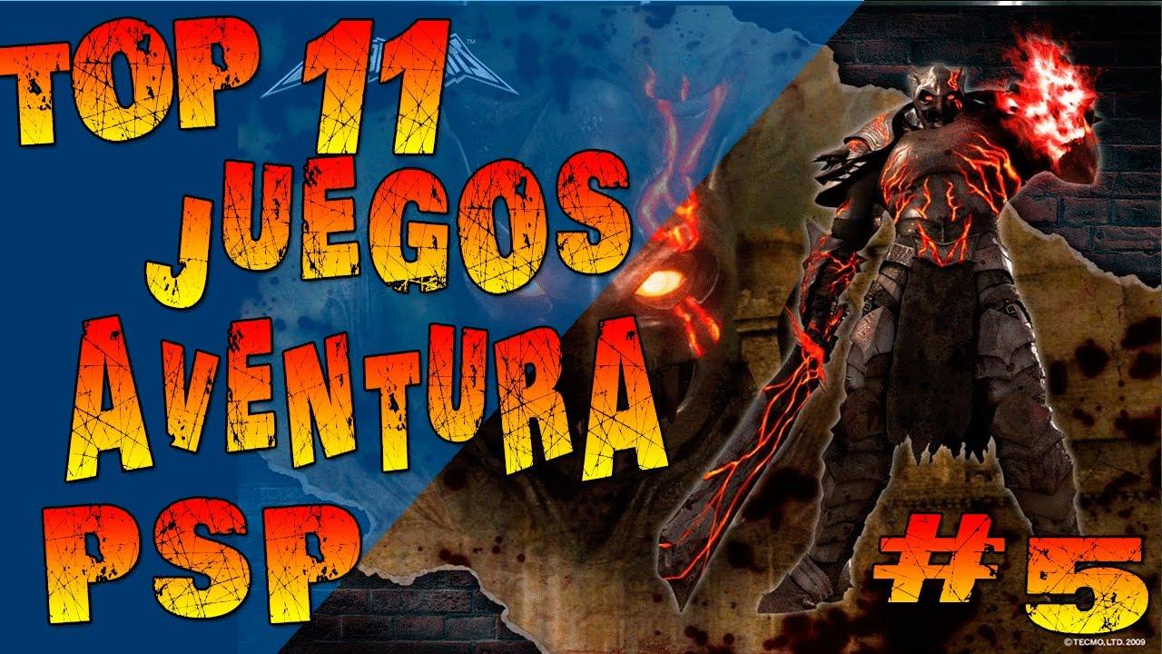 Top 11 Los Mejores Juegos De Aventura Para Psp Parte 2 Link De