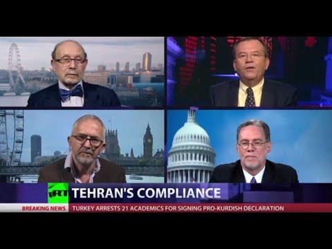 CrossTalk: Tehran's compliance