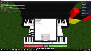 Roblox Piano Undertale!