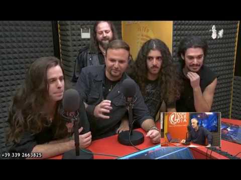 Intervista su Linea Rock\Radio Lombardia parte 3