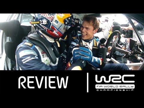 WRC Highlights - RallyRACC - Rally De España 2015: REVIEW Clip