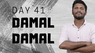 DAMAL DAMAL - REASONING | DAY 41 | INCREASE YOUR SPEED | Mr.JACKSON
