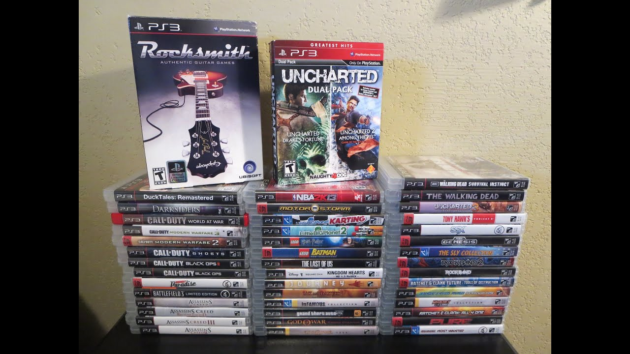 my ps3 jrpg collection - photo #13